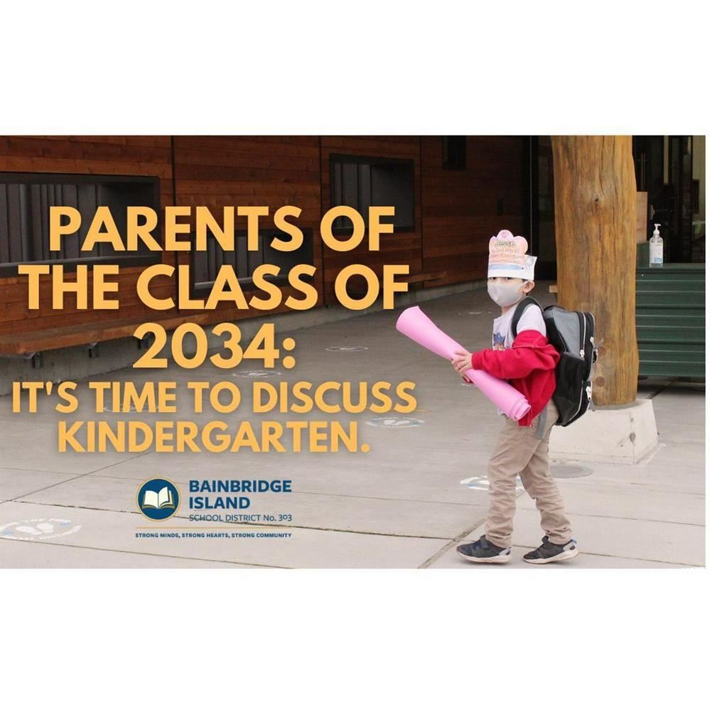 Kindergarten Registration for 2021-2022 School Year