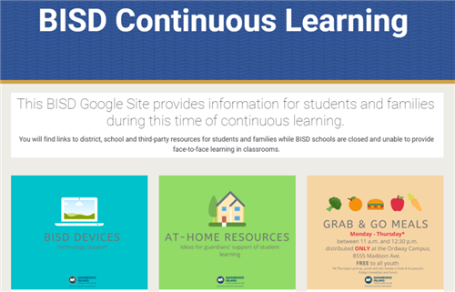 BISD Continuous Learning