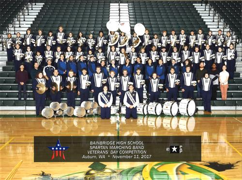 Spartan Marching Band