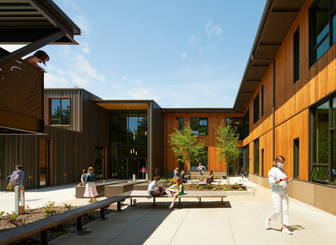 Recognition for Blakely - Award of Merit from AIA Seattle Chapter for 2020