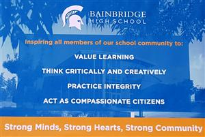 Our NEW BHS Mission!