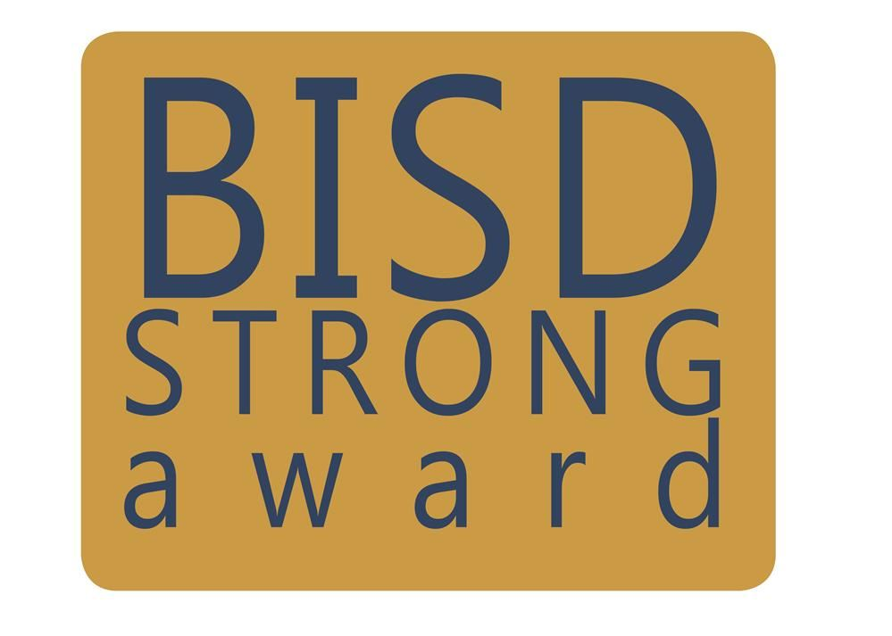 The BISD STRONG Award
