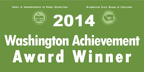 WA Achievement Award logo