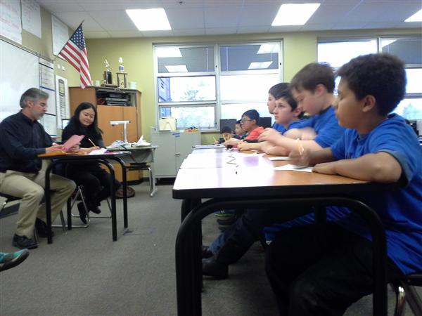 "Wilkes students compete at ""Math is Cool"" championship."