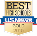 Rated #321 in America, BHS is #7 in WA!